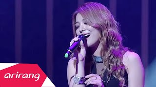 Arirang Special M60-2014 Korea Drama Awards part 1 Closing - Ailee Goodbye My Lo