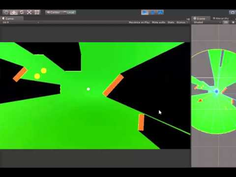 2D Dynamic Lights and Shadows Pro 2DDL - Stencil Buffer Occlusion