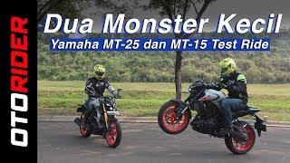 Yamaha MT-25 dan MT-15 2019 Test Ride | OtoRider