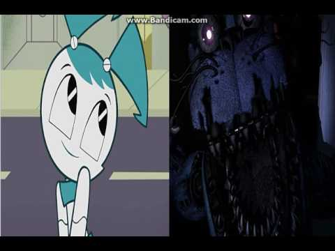 Jenny Wakeman Sings Tikimon My Version And Nightmare Bonnie Sings Halloween Havoc