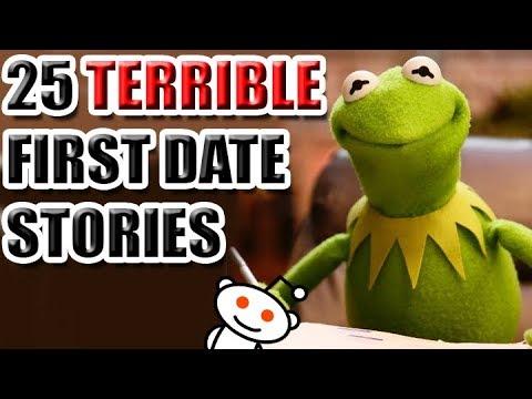 25 Terrible First Date Stories [ASKREDDIT]