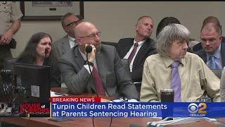 Turpin Parents Get Life In Prison In Emotional Sentencing