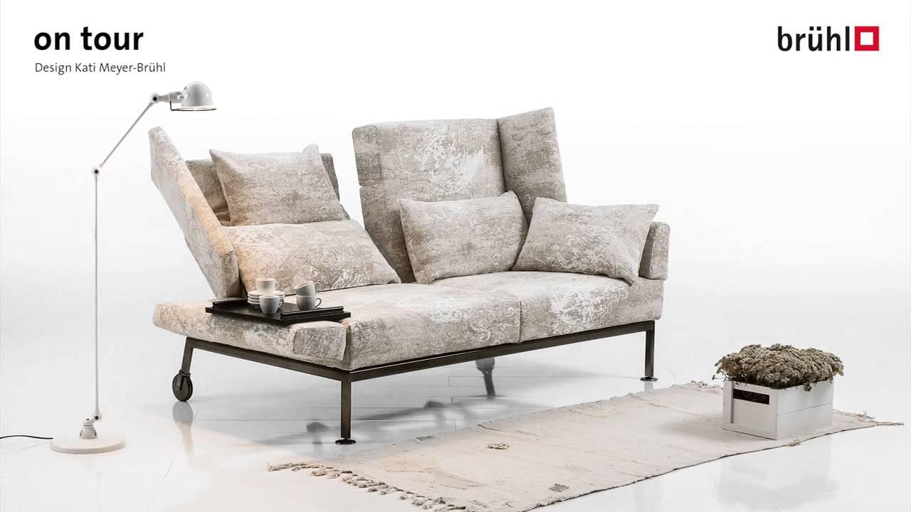 br hl on tour sofa by dostal innenarchitektur youtube. Black Bedroom Furniture Sets. Home Design Ideas