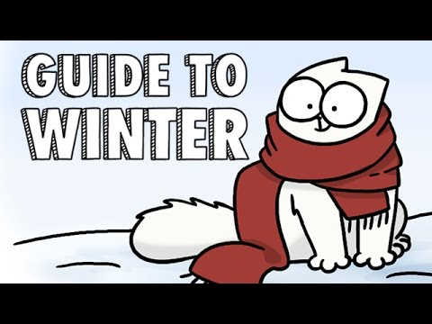 Simon's Cat: Guide to Winter