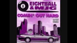Pimps 8Ball & MJG Screwed & Chopped By Alabama Slim