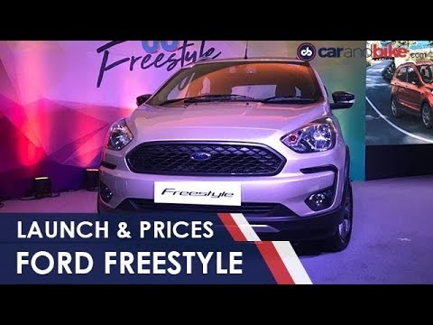 Ford Freestyle Launched In India; Prices, Specs And More | NDTV carandbike