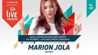LIVE NGASKUS [Episode 42]: Seru-seruan Bareng Marion Jola!