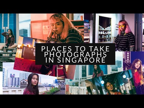 Photo Spots In Singapore