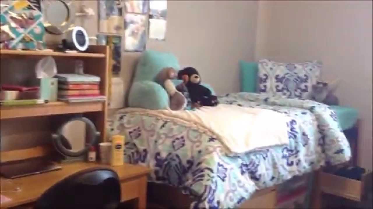 Superb Dorm Tour | Christine   YouTube