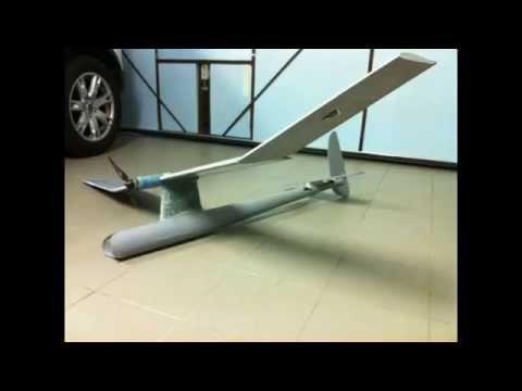 Homemade UAV