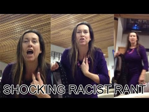 Michaels Crafts Racist Rant Youtube