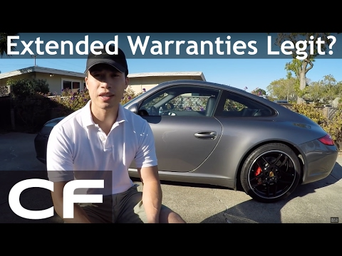 Should you buy an Extended Car Warranty? Used Car Advice ...