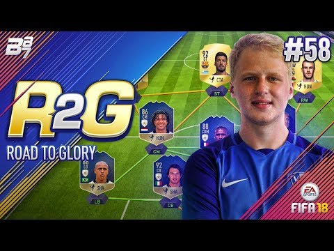 ROAD TO GLORY! PLAYING A PRO! MEGABIT! #58 | FIFA 18 ULTIMATE TEAM