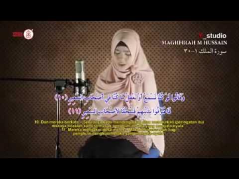 Maghfirah M Hussain surah Al Mulk 1 30
