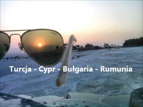 Podróże Bez Scenariusza - Turcja, Cypr, Bułgaria, Rumunia