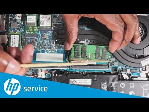 how-to-replace-the-memory-module(s)-|-hp-elitebook-840-g5,-g6-healthcare,-848-g4