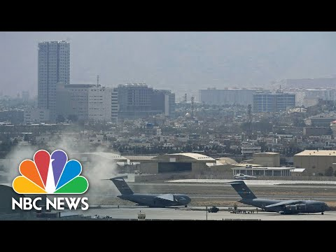 Secy. of State Blinken Holds Briefing on Afghanistan Withdrawal | NBC News