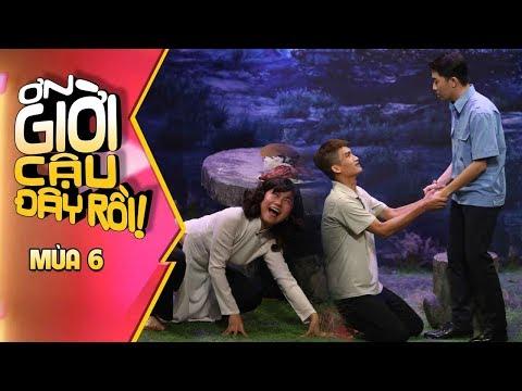 Cris Phan chơi lầy giới thiệu Mạc Văn Khoa làm người mẫu
