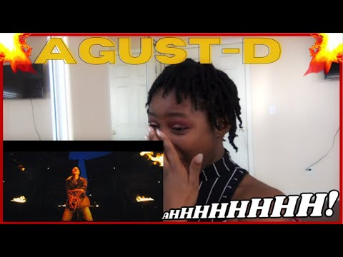 AGUST D- '대취타 (DAECHWITA)' M/V REACTION [HE'S A KING!!]
