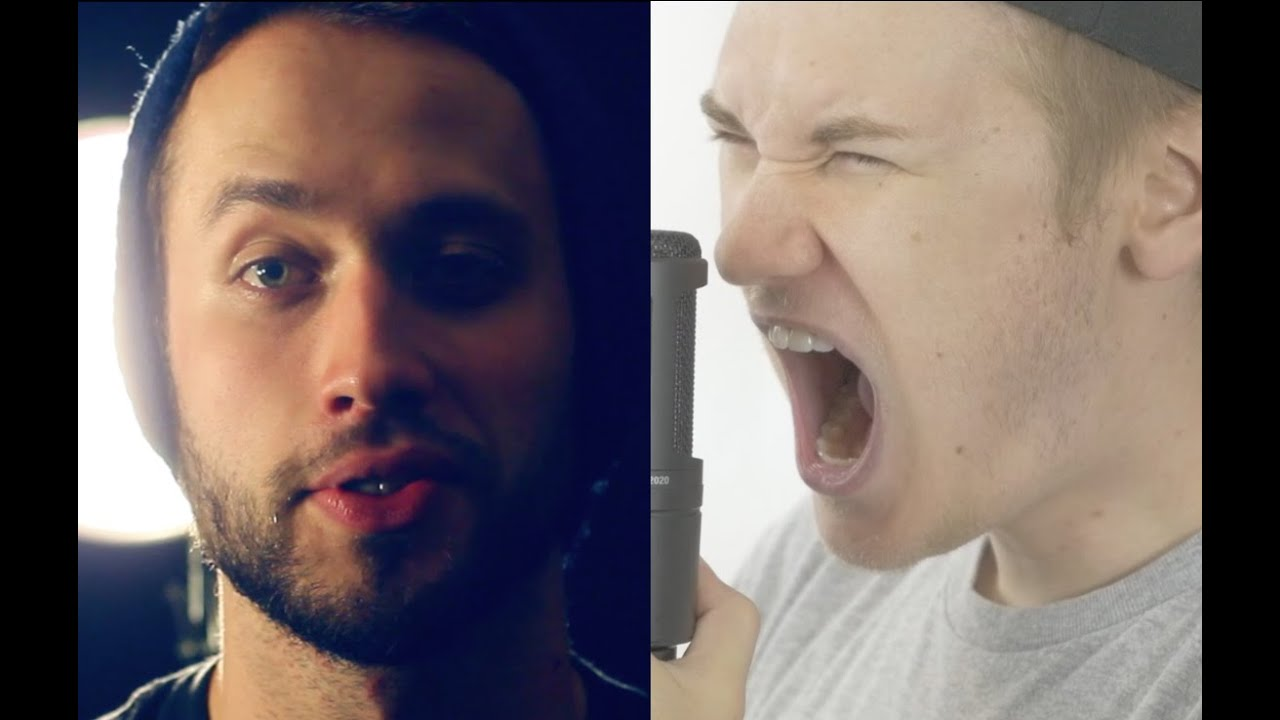 Watch Me Whip/Nae Nae (Silento) // Jonathan Young METAL/PUNK GOES POP COVER