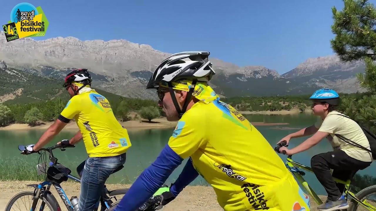 Seydişehir Bisiklet Festivali 3.Gün-5 Temmuz 2020