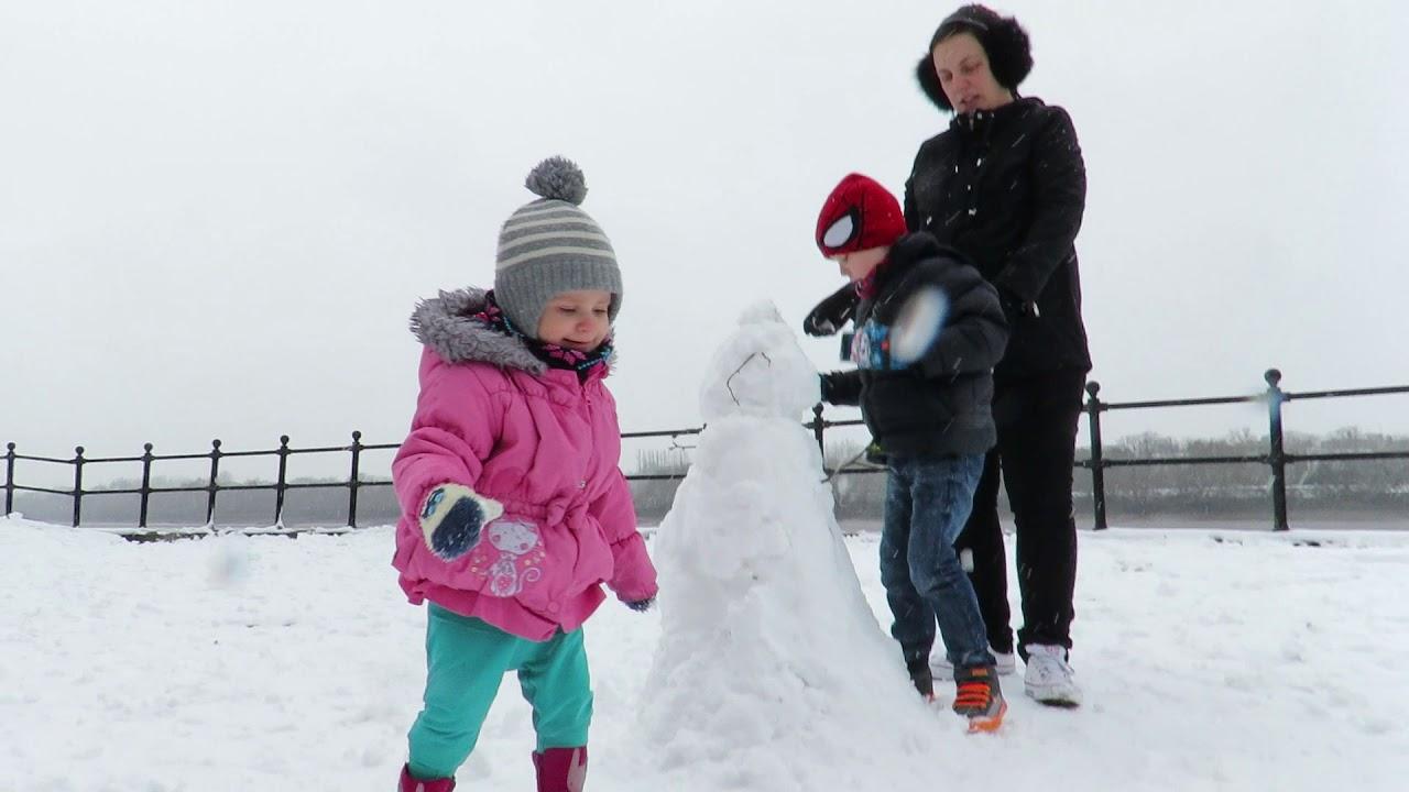Dziki szał na śniegu 2