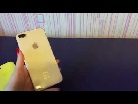 Обзор от покупателя «М.Видео»: смартфон IPhone 8 Plus 64GB Gold (MQ8N2RU/A)