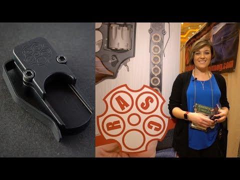 The NeoMag RASC Ammo Strip for revolvers! - SHOT Show 2019
