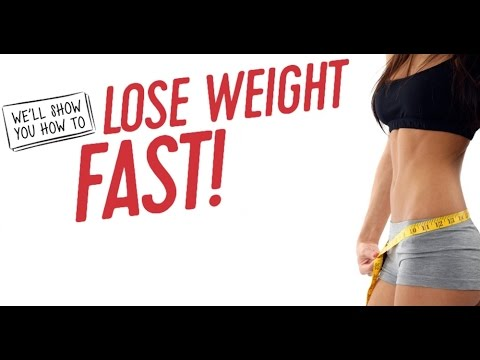 HOW TO LOSE WEIGHT FAST 10Kg in 10 Days | How To Lose Weight in 4 Easy Steps!