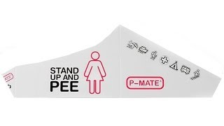 P-Mate - Female Urination Device