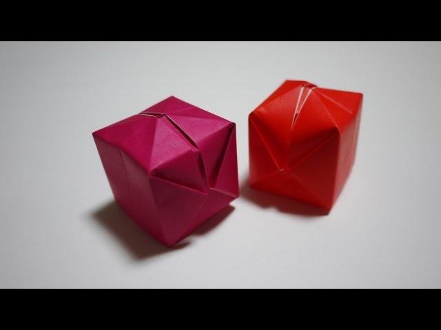 ハート 折り紙:折り紙 風船 折り方-youtube.com