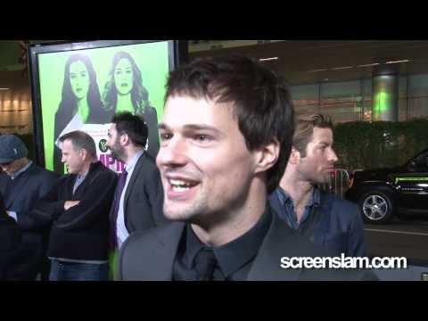 """Vampire Academy: Danila Kozlovsky """"Dimitri Belikov"""" Exclusive Movie Premiere Interview"""