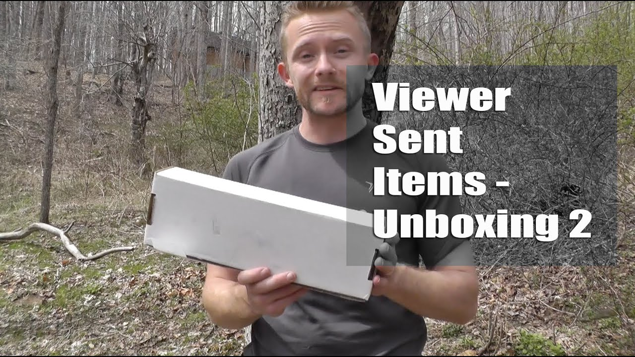 Viewer Sent Items Unboxing 2 The Outdoor Gear Review