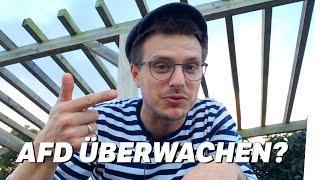 AfD: Überwachung durch Verfassungsschutz? - Moritz Neumeier
