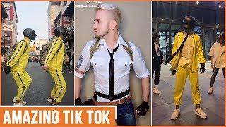 Download Tik Tok Nhảy - Chàng Trai Nổi Tiếng Nhờ Điệu Nhảy PUBG Mp3 and Videos