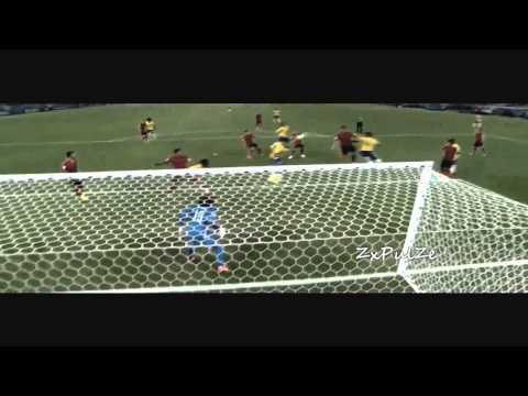 Guillermo Ochoa - World Cup 2014 all saves!