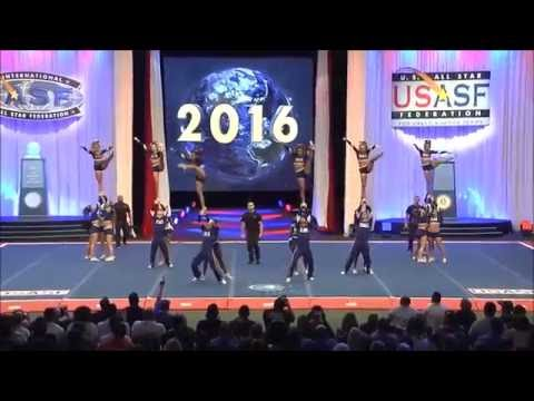 California Allstars- Smoed Worlds 2016 (With Music)