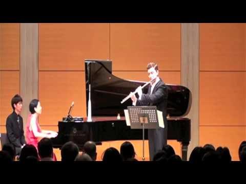 J.S. Bach: Sonata In C-minor For Violin And Piano, BWV 1017. I. Siciliano