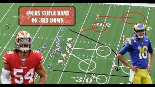 49ers Playbook: Shutting down LA on 3rd down