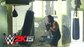 WWE 2K15 Commercial: Roman Reigns — Behind the Scenes