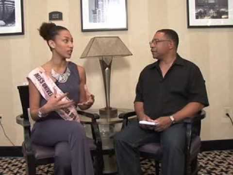 Metro Scene part 1 with Miss Universe Jamaica