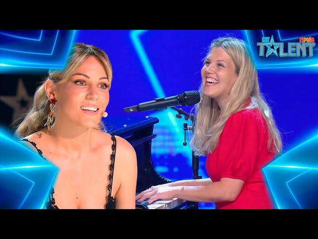EDURNE canta «YANAY» con estos MÚSICOS DE HOSPITAL   Audiciones 3   Got Talent España 7 (2021)
