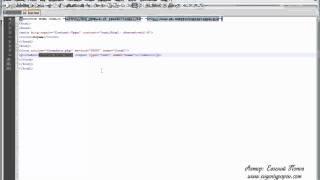 Курс HTML - Урок №13. Текстовые поля форм.