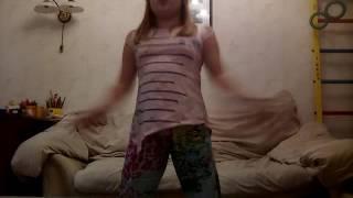 (   часть) видео урок. Танец MONATIK-Кружит
