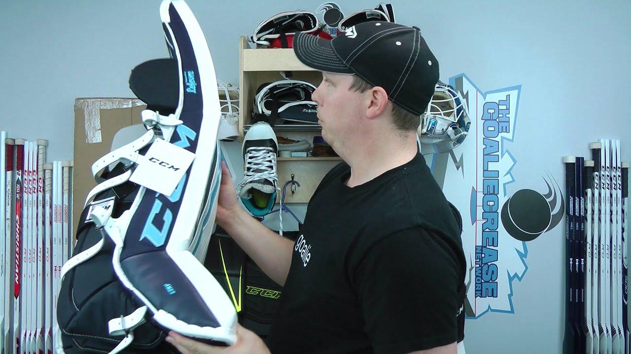 Unboxing CCM Premier Pro Goalie Pads: Glove, Blocker, Leg Pads, & Stick!