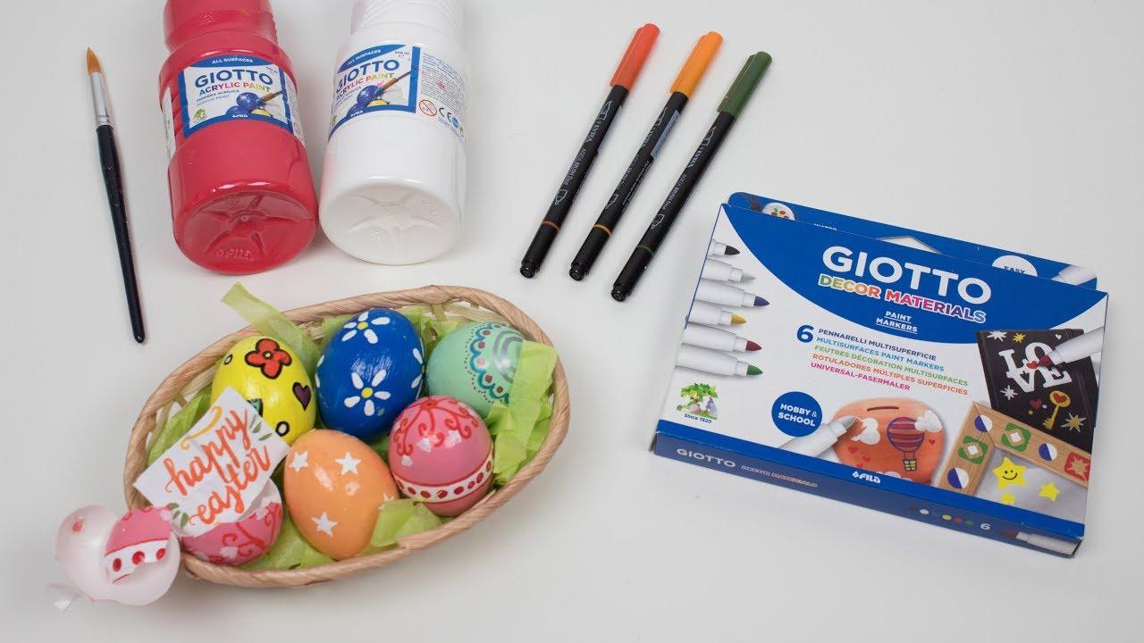 Como Hacer Huevos De Pascua Con Mensaje Secreto Manualidades Para