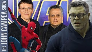Avengers Endgame Post-Credits Scenes Reportedly Revealed - The John Campea Show