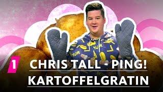 PING! – Die Mikrowellenshow mit Chris Tall: Kartoffelgratin