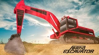 Heavy Sand Excavator Simulator (by Awesome Gamez) Android Gameplay [HD]