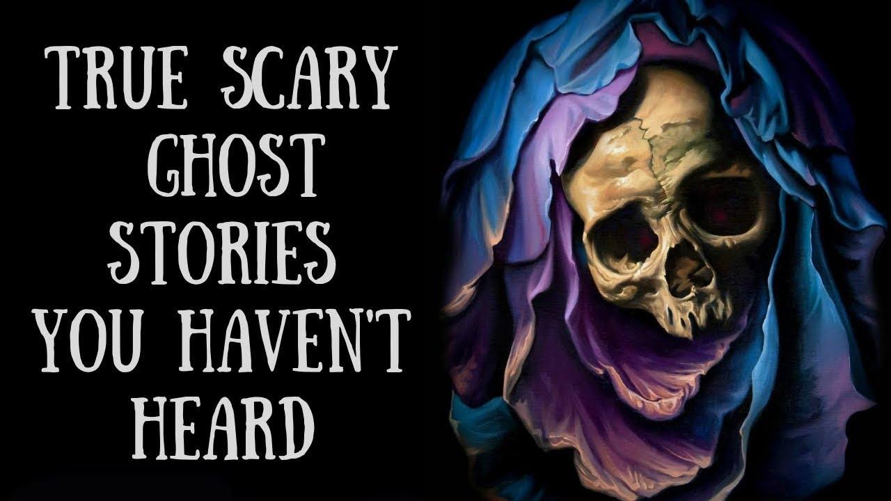 6 Scary True Ghost Stories (Floating Figures, Woods, School Ghost)